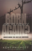 Book: Are You Really Born Again?