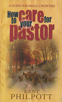 Book cover: How to Care for Your Pastor