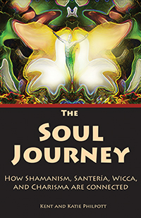 book cover: The Soul Journey