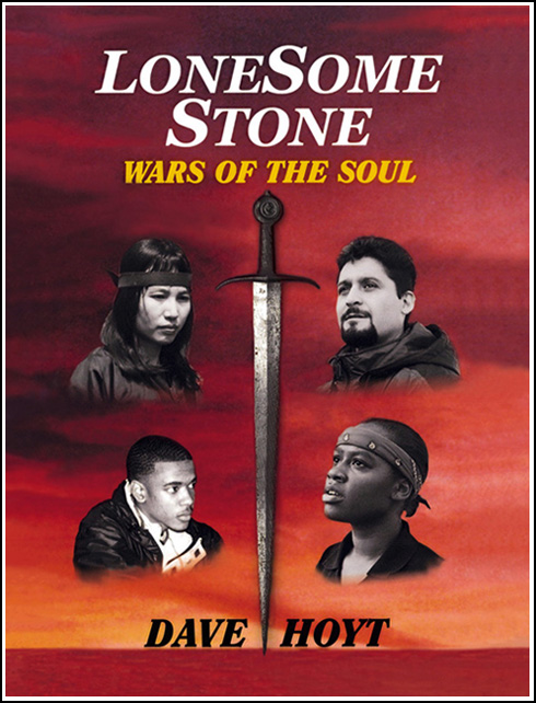 Lonesome Stone book Cover