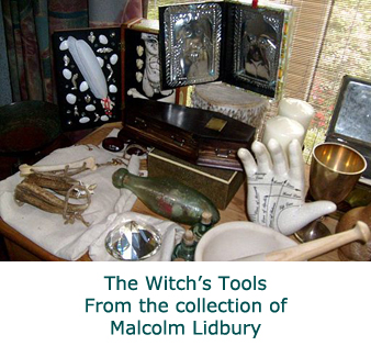 The Witch's Tools