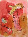 Chagall painting of Ruth